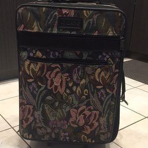 Jordache Suitcase on wheels